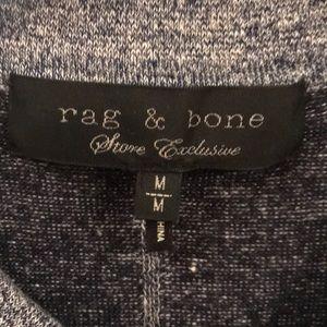 rag & bone Shirts - Rag and Bone cotton  Linen Polo